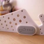 クララが立った!理想のiPad2折りたたみスタンド Duo Stand (bone)を購入