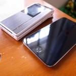 Iphone5で2つの電話番号を持つ方法