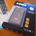 Anker Astro2 PowerBank 8400mAhの大容量モバイルバッテリーは感動的に使える!のでレビュー