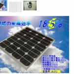 ブログ作成電力用のソーラーパネルとチャージコントローラーを購入したよ!