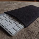 Apple純正キーボードのケースを自作したよ