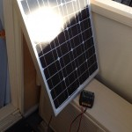 ソーラー発電の自作システムを作ったよ☆