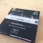 Macbookの容量不足解消の切り札「Nifty MiniDrive」が最高にクール!購入、レビュー