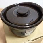 [無印良品]炊飯専用土鍋「おこげ」を購入!ごはんが旨すぎて食欲が止まらない件
