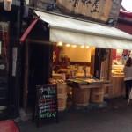 [東京][漬け物]吉祥寺の漬物屋 清水屋のぬか漬けはあっさり、さっぱり!