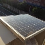 最近のベランダ菜園とか自家ソーラー発電とか。秋冬仕様に移行しないとな件